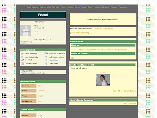 Myspace Layouts
