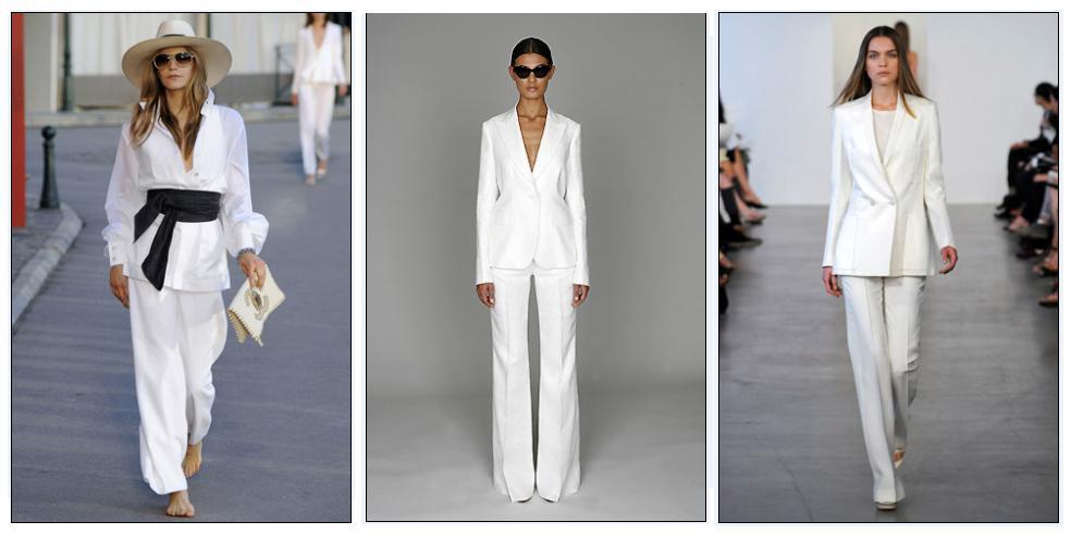 Creative White Pantsuit For Women  Wwwimgkidcom  The Image Kid Has It