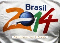 "Adeus Brasil, até a próxima ""Copa"""
