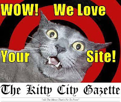 Visit The Kitty City Gazette, For The Real Meow!