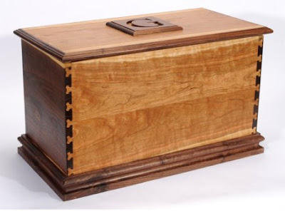 How to blanket chest or toy box plans free woodworking for Toy chest plans