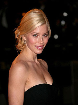 jessica biel hair color ombre. Natural hair dye highlights