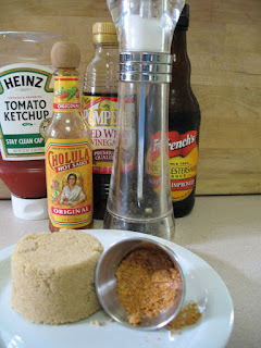 Quick and Easy Barbecue Sauce