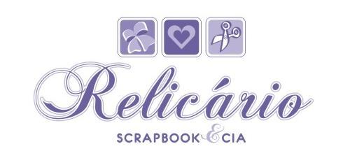 Relicário Scrapbook e Cia