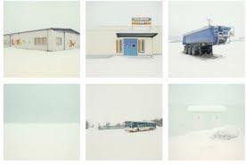 Noen av bildene i Snow Blind av Mattias Heiderich