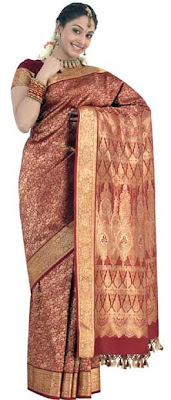 latest south indian sarees