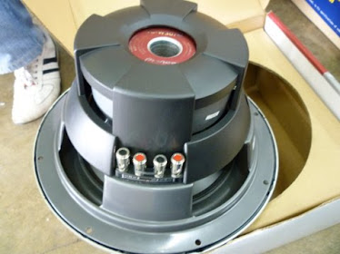 HI-Power Sub-Woofer Double voice coil double magnet..