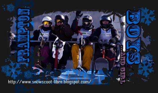 Frampton Boys Snowscoot