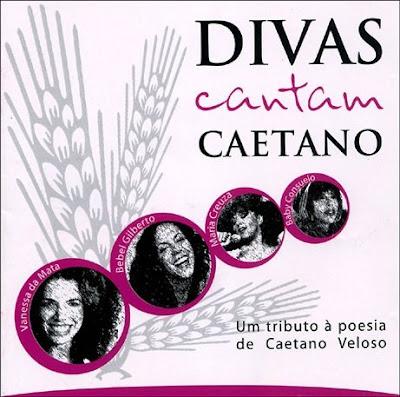 Cd Divas Cantam Caetano