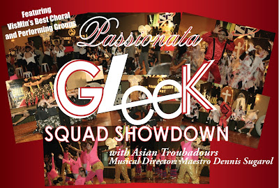 Passionata Gleek Squad Showdown Semi-Finals at Ayala Center Cebu