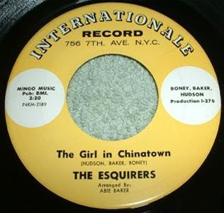 The Esquirers The Girl In Chinatown Rebel Wabble