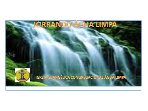 CONGREGACIONAL AGUA LIMPA