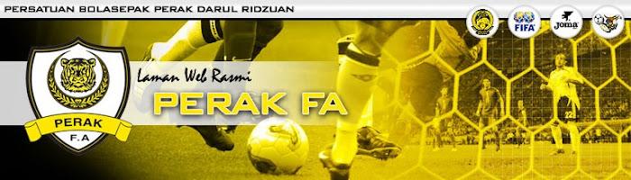Laman Rasmi Persatuan Bolasepak Perak Darul Ridzuan