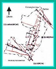 Peta Desa Kalianyar