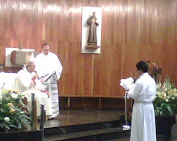 Ordenación  Diaconal de Fray Serapio Ríos Juárez T.O.R   (13/06/09).