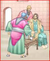 """""""Nosotros lo hemos dejado todo y te hemos seguido; ¿qué nos va a tocar?"""":       Mt 19, 23-30"""