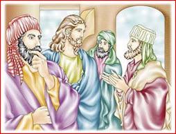 """""""Aléjate de aquí, porque Herodes quiere matarte."""""""