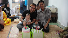Birthday Airil 1 Year