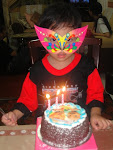 BIRTHDAY NURIN 3 YEAR