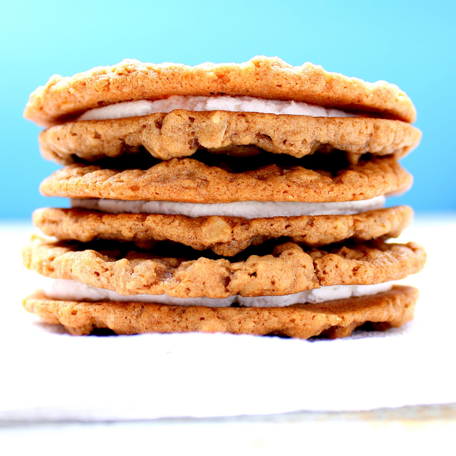 Oatmeal Cream Pies - A Spicy Perspective