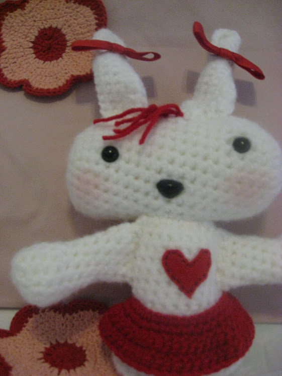 Heart Bun Bun Bunny