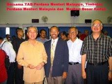 Kenangan Bersama Pemimpin