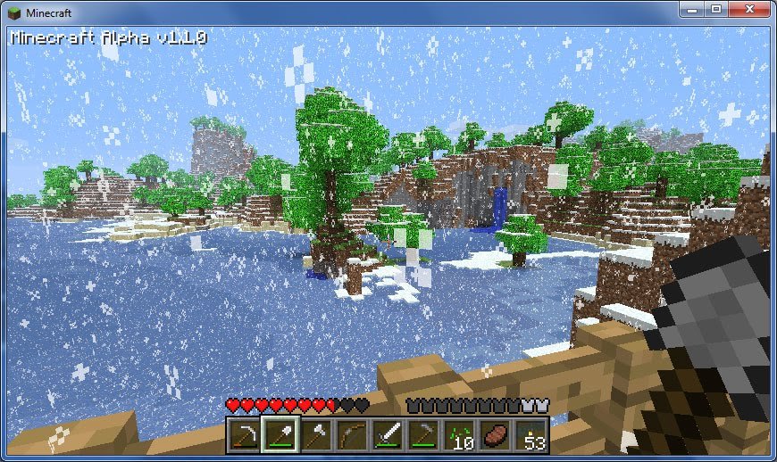 Images of minecraft houses