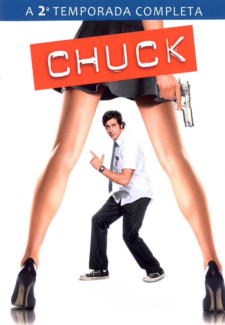 Download - Chuck – 2ª Temporada Completa 720p WEB-DL RMZ Dual audio