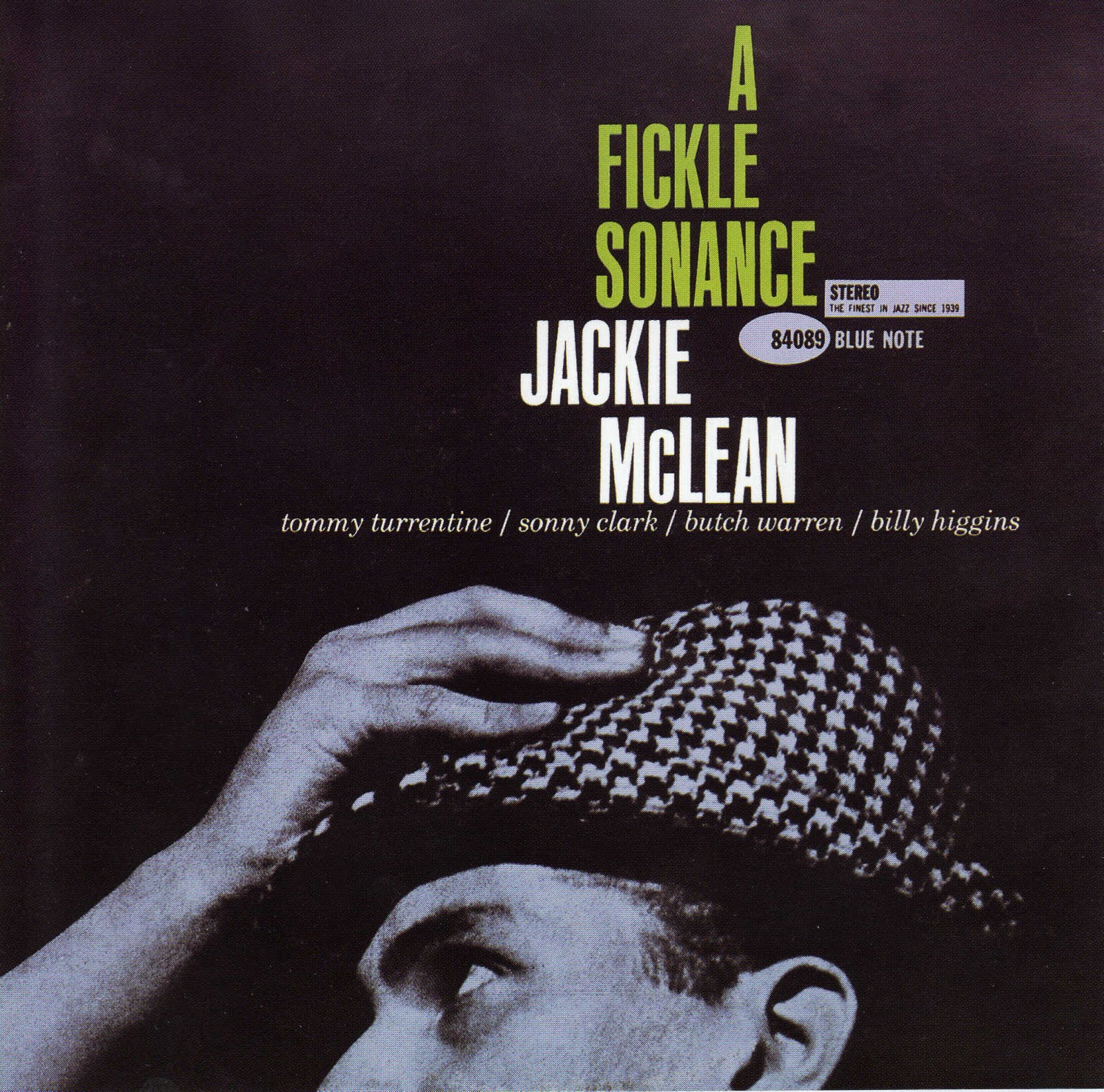 jackie mclean - a fickle sonance (sleeve art)