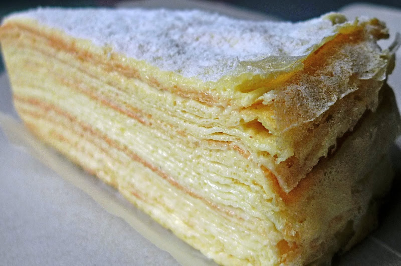 Food Foundry Crepe Cake Price