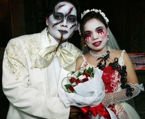 geeky wedding ideas  Γάμοι που θα αφήσουν
