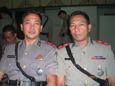Upacara Pembukaan Dik Sespim Polri 50 TP. 2010 ( Pasis Reza Yulianto,SE dan Pasis Zainul Arifin, SE