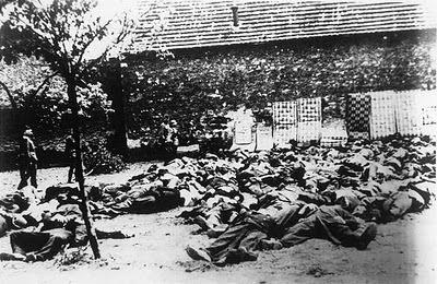 masacre de lidice