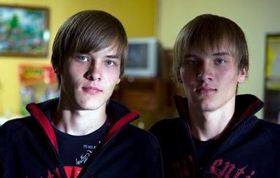 gemelos de brasil