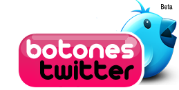 botones twitter