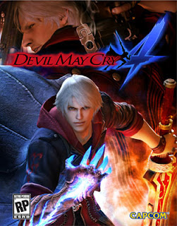 DevilMayCry4 capa Devil May Cry 4 PC Game Rip Completo