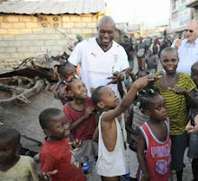 JIMMY IN HAITI