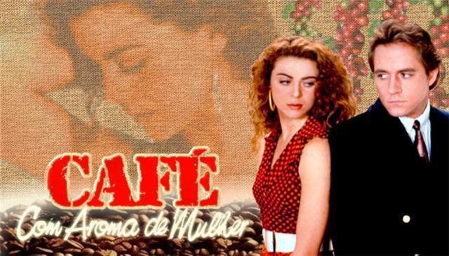 Mis telenovelas cafe con aroma de mujer