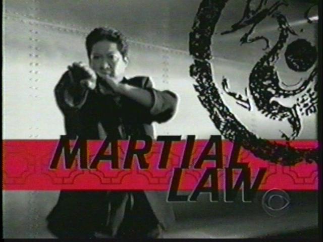 Martial Law TV Show