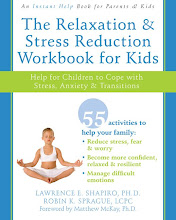A Practical Way to Help Children wtih Stress and Worry