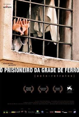 Filme poster O Prisioneiro da Grade de Ferro DVDRip