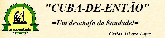 """""""Cuba-de-Então"""" - O LIVRO"""