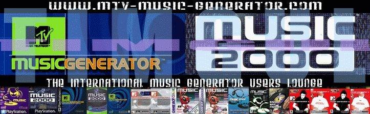 MTV MUSIC GENERATOR EV