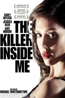 Filme Poster The Killer Inside Me DVDRip RMVB Legendado