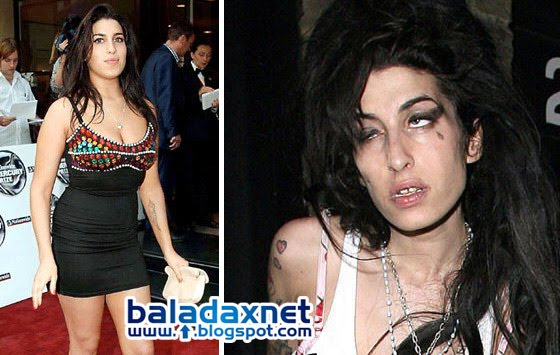 amy winehouse antes