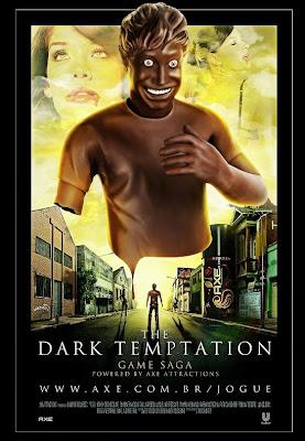 axe dark temptation chocolate man