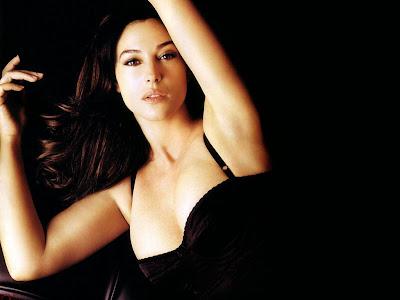 Monica Bellucci beauty desktop wallpaper **. Monica Bellucci sexy desktop ...