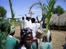 Palm Sunday in Rhino Camp