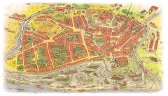 Manresa al 1375