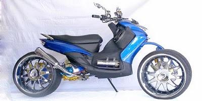 kumpulan modifikasi mio 2010